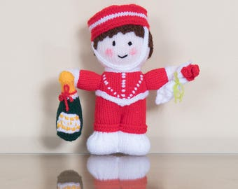 Knitted Bellboy