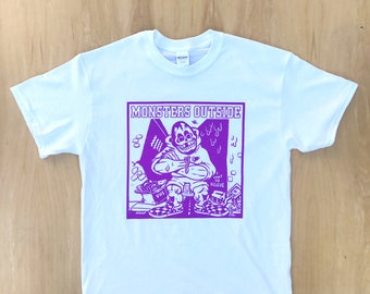 Monster Biscuits Tee Shirt