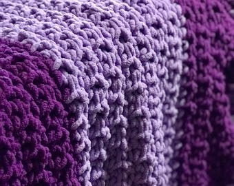 Baby Blanket   Baby Afghan   Handmade  