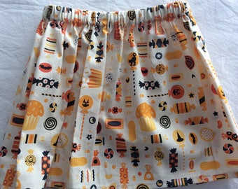 Halloween Trick or Treat Candy Fall Skirt