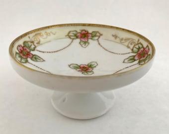 Nippon bague bol - en porcelaine peinte à la main Vanity plat - vide-poches - bijoux - Made in Japan
