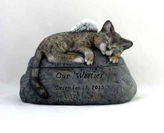 Custom Painted Pet Urns