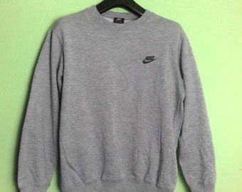 NIKE sweatshirt crew neck jumper made in japan large size