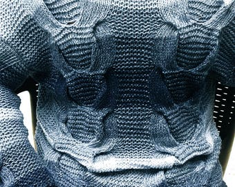 Cotton sweater made to ManoPerfecto gift