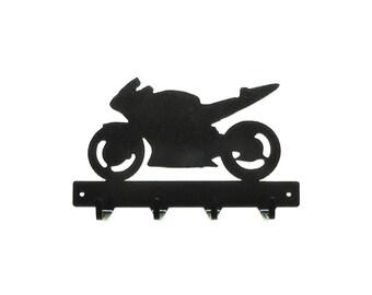 Sport Bike Key Rack