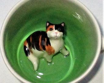 Calico Cat (In Stock)