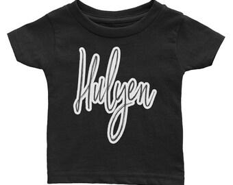 Hulyen Hellraiser Funny Yiddish Infant Tee