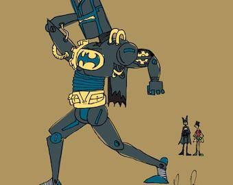 Robo Bat-Man