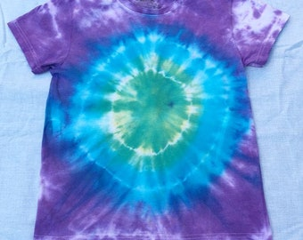 Tie dye children's summer t-shirt!