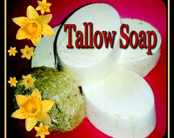 Tallow Soap!