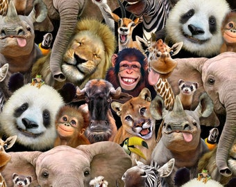 Zoo Animal Selfies' By  Elizabeth's Studio