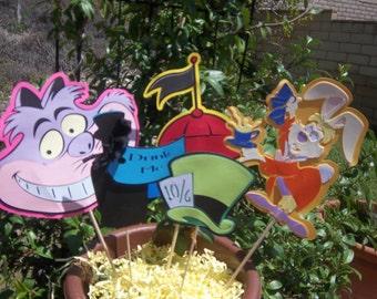 Alice in Wonderland/ March Hare Centerpiece