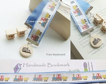 Train bookmark