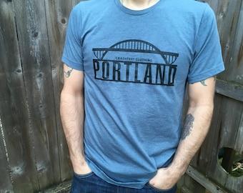 Bridge City Tee Shirt Design