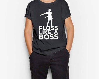Floss like a boss svg