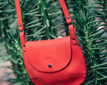CROSSBODY BAG, Women Bag, Women Bag,  Women Crossbody Bag,  Leather Bag, red leather bag, red bag, Shoulder bag, small bag, red leather bag