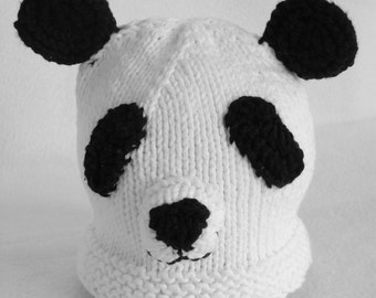 Children's Panda Hat (AniHat)