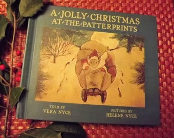 A Jolly Christmas at The Patterprints 1971 Vera Nyce