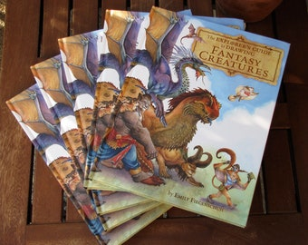 The Explorer's Guide to Drawing Fantasy Creatures: a How-to-Draw Book