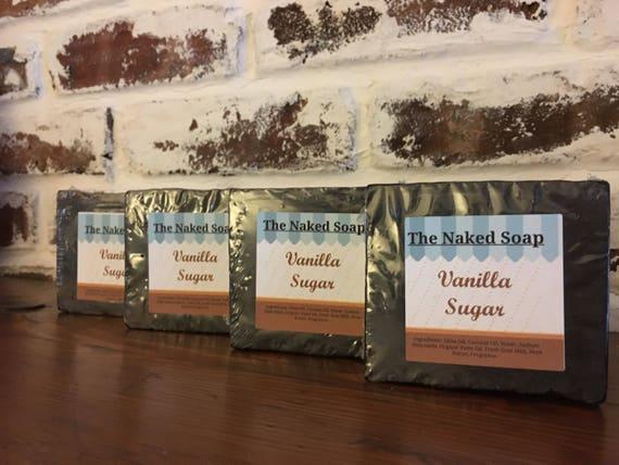 Vanilla Sugar Soap
