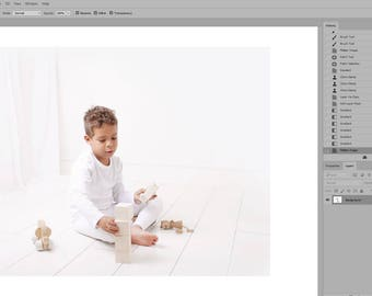 White Studio Editing Tutorial