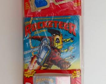 Rocketeer 3D Comic Neal Adams Art NOS