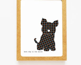 Yorkshire Terrier Boxed Notes