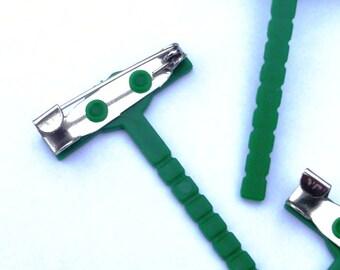DIY Buttonhole Boutonniere Corsage pin clip holder, Gala Clip, Wedding Accessories, Florist Accessories, DIY Weddings, DIY Craft, Lapel Pin