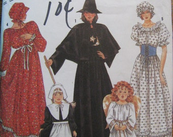Simplicity 0418 Halloween Special Pattern