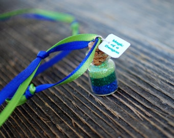 Magic of a Dragon Necklaces, Green, Dragon Party, Knight Party, Castle