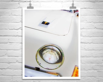 Avanti Car Picture, Mid Century Cars, Studebaker Art, Studebaker Picture, Avanti Photograph, Automotive Art, Avanti Gift, Ready to Hang Art