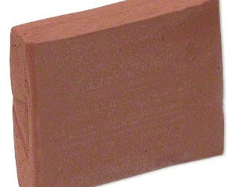 Polymer Clay Cernit Polyclay Resin Making Mold Sienna 62grams