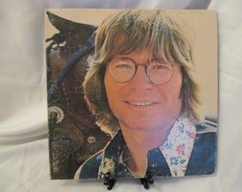 John Denver Windsong Record LP Album