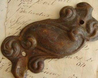 Beautiful Antique Salvaged French Hardware