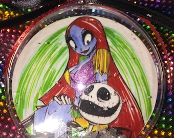 Nightmare before Christmas themed ornament