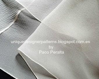 Sewing methods for sheer fabrics - PDF tutorial