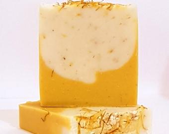 Calendula & Oatmeal Soap