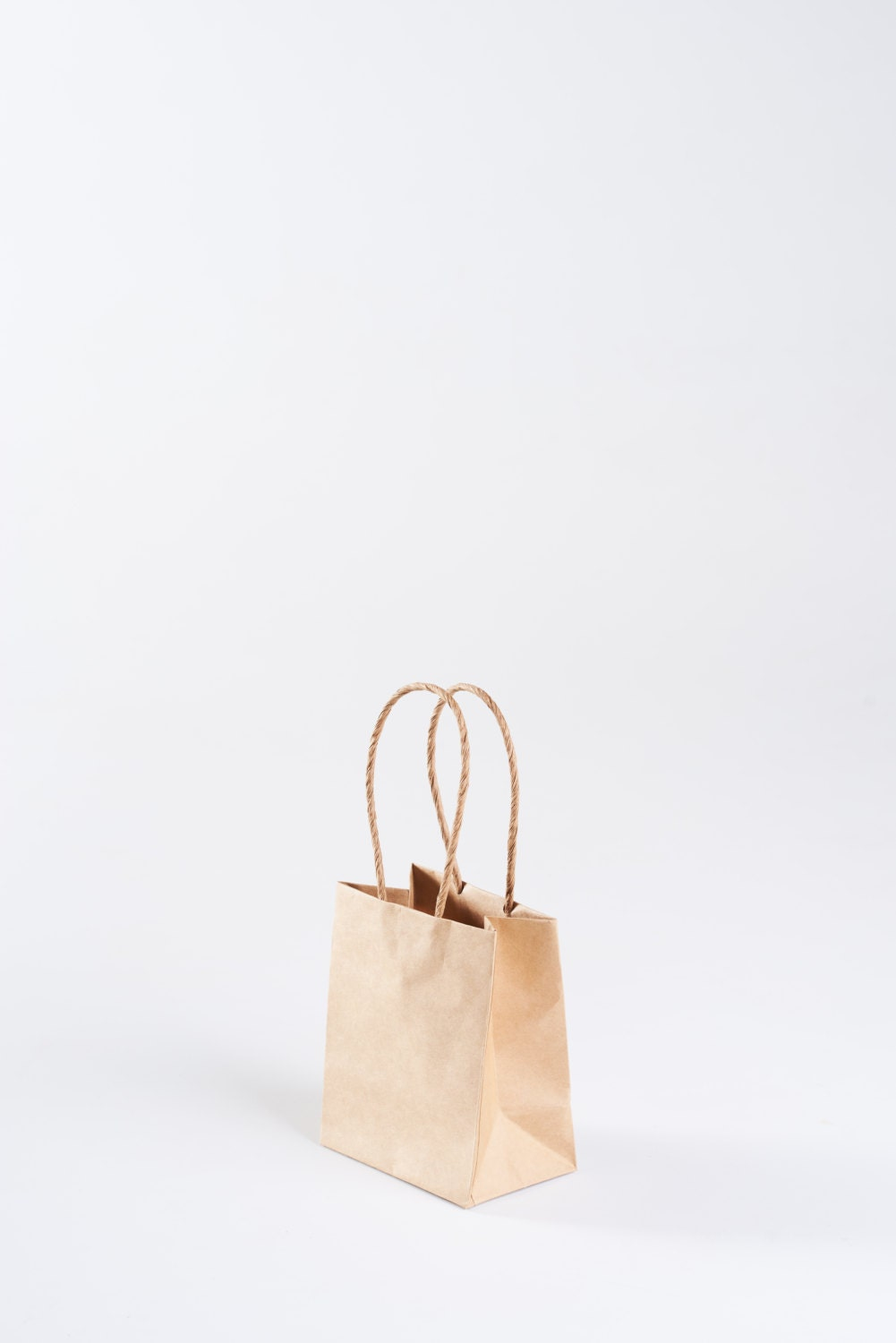 50 small kraft paper gift bags with handles mini gift bags description 50 mini kraft paper bags jeuxipadfo Choice Image