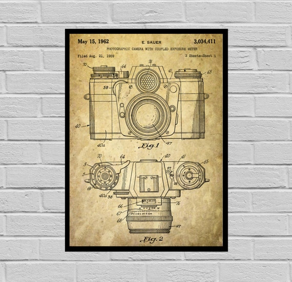 Camera poster vintage camera patent vintage camera print vintage camera poster vintage camera patent vintage camera print vintage camera vintage camera decor vintage camera blueprint camera from stanleyprinthouse on malvernweather Images