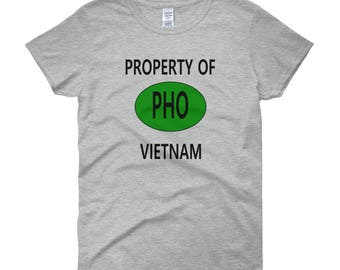 Women's Vietnam Pho noodles