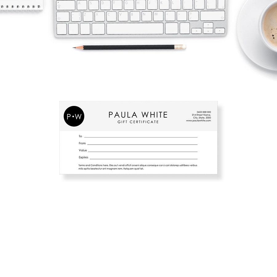 Atemberaubend Ms Wort Gutschein Vorlage Bilder - Entry Level Resume ...