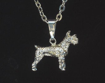 Vintage Sterling Silver Dog, Marked Pendant, Chinese Zodiac, Miniature Dog Charm Necklace - 2018 Year of the Dog by enchantedbeas on Etsy
