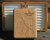 AROLIK RIVER MAP Fly Box ...