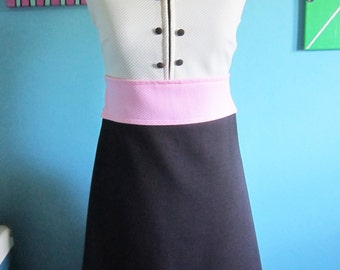 Vintage Neapolitan Polyester Dress Size Medium
