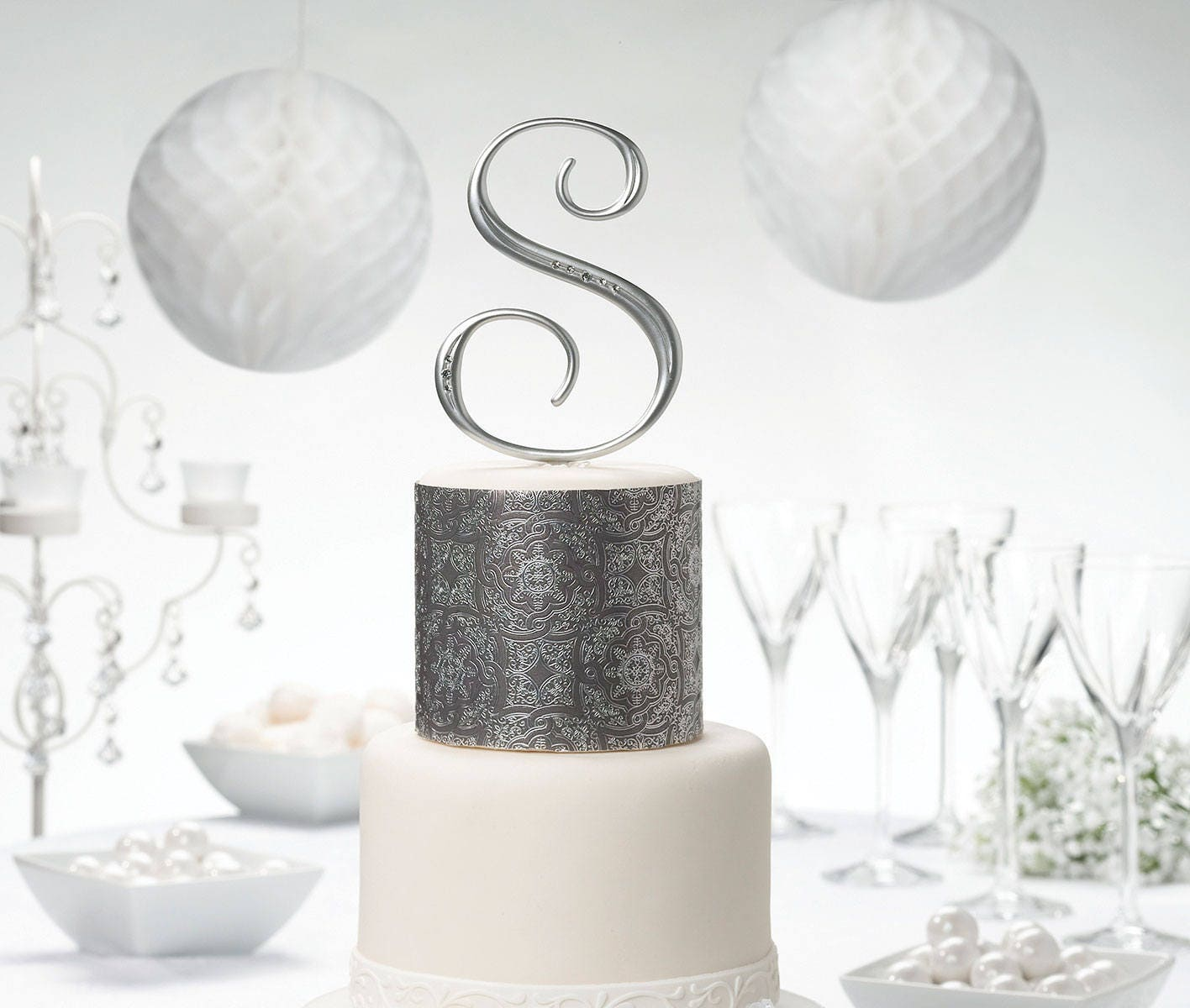 Cake Top Letters, Wedding Cake Tops, Cake Topper Decorations ...