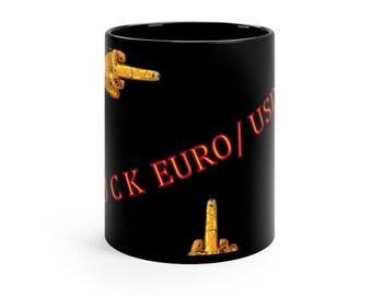 Black mug - series humor - Black 11Oz Mug