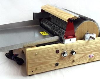 STRAUCH MOTORIZED Mad Batt'r Drum Carder batter electric chain drive wonder machine