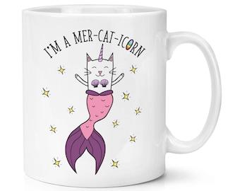 I'm A Mer-cat-icorn 10oz Mug Cup