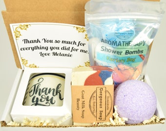 Thank you etsy more colors custom thank you gift negle Gallery