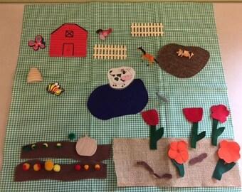 Farm and Garden Play Kit